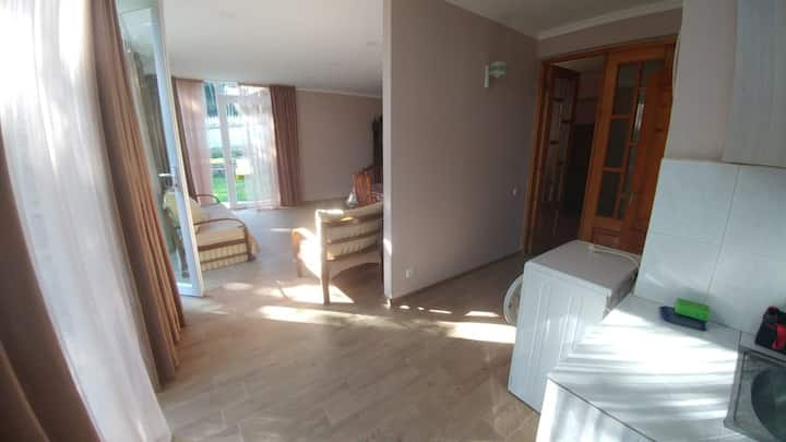 Cosy Apartment in Tskneti