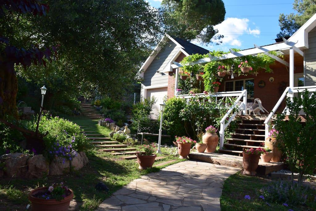 casa canadiense suite degli ospiti in affitto a begues