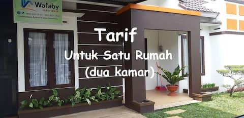 Wafaby Guest House Homestay Payakumbuh