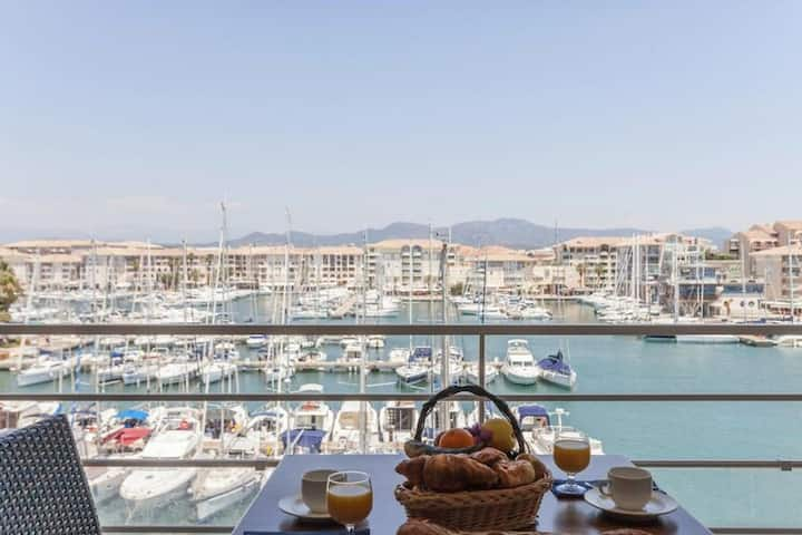 4 star holiday home in Port-Fréjus
