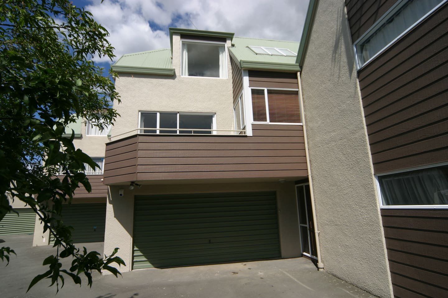 Number three of five apartments