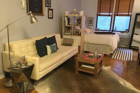 Charming studio apartment in Greenwich Village. - New York - Apartment