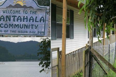 Nantahala Lake/River, Farm, Mountains. Topton NC. - Topton - Hus