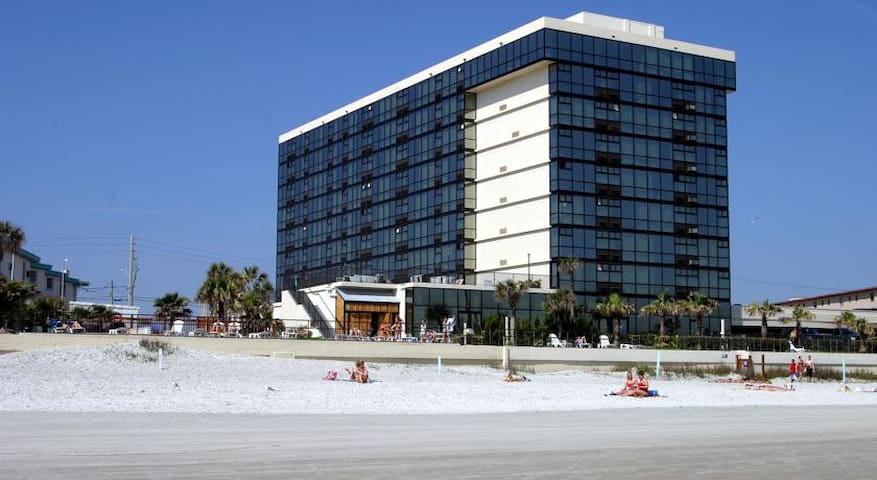 The perfect retreat on the most famous beach (5) - Daytona Beach - Condominium