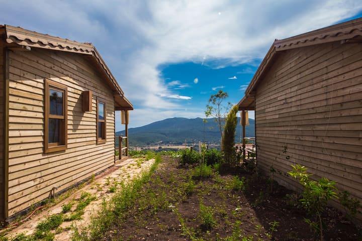 Nefeshane Studio Rooms - Çukurbağ Köyü - Casa