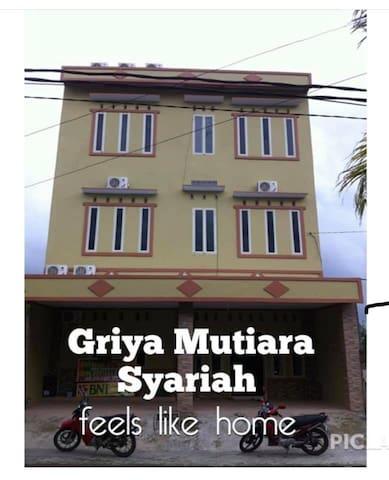 Griya Mutiara Syariah ~Feels Like Home~