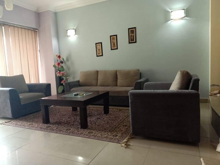 Margalla Hills Apartment