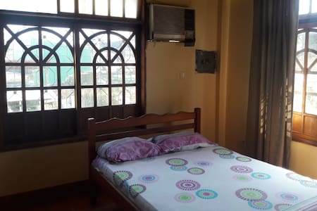 Deluxe Double with Balcony and private bathroom - Leticia
