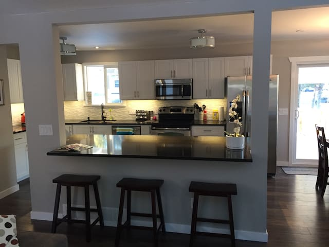 Newly Renovated Family Home in beautiful Squamish - Squamish