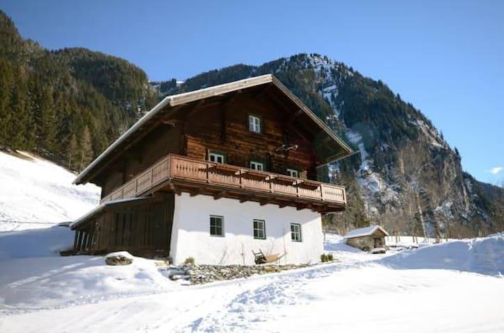 Forsthaus Malerwinkel - Bad Gastein - Alojamiento vacacional