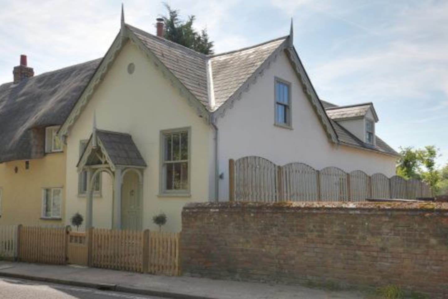 An historic haven in the heart of High Roding, Essex