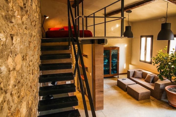 Loft in the courtyard - Verona - Loft