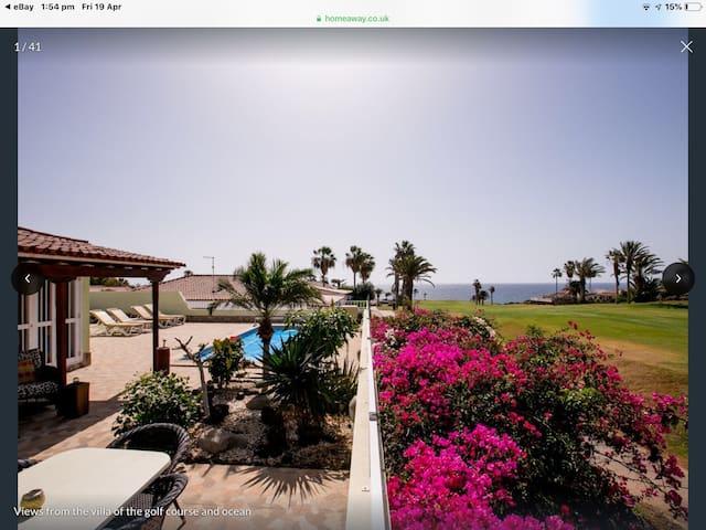 Casa Eliana, Amarilla Golf, TENERIFE,
