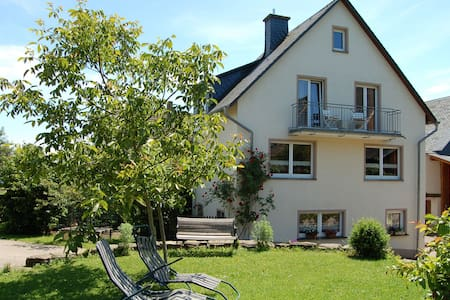Comfortable holiday home in the beautiful volcanic landscape of Manderscheid