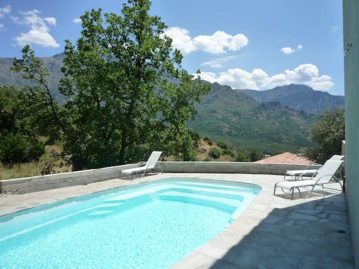 Villa indépendante avec piscine privée | 6/8pers