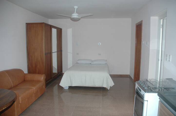Self-contained studio in Butanta Guest House