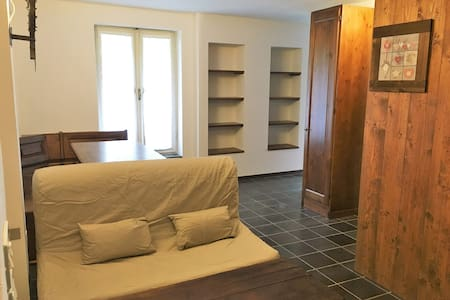 Courmayeur city center - Courmayeur - Appartamento