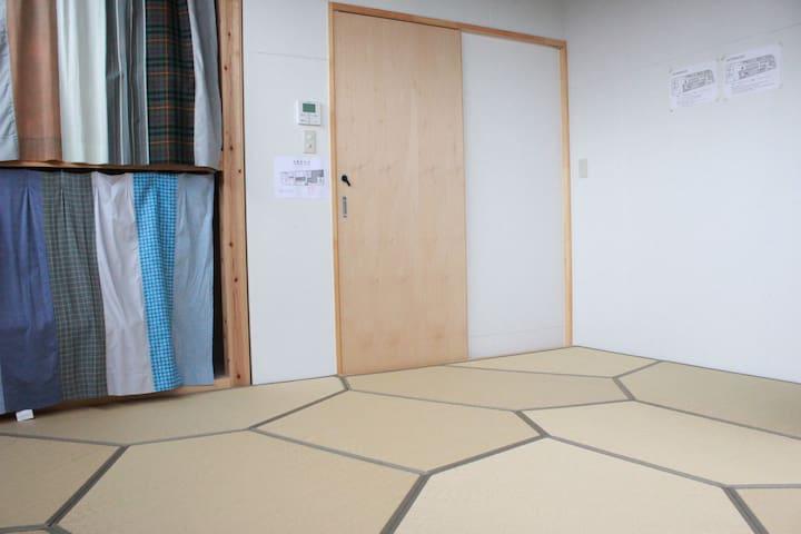 Hostel TangaTable【Private tatami room】