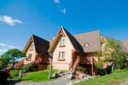 3 bedrooms condo in Tremblant - Mont-Tremblant - Appartamento
