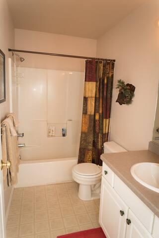 Bathroom # 2 - hall bathroom