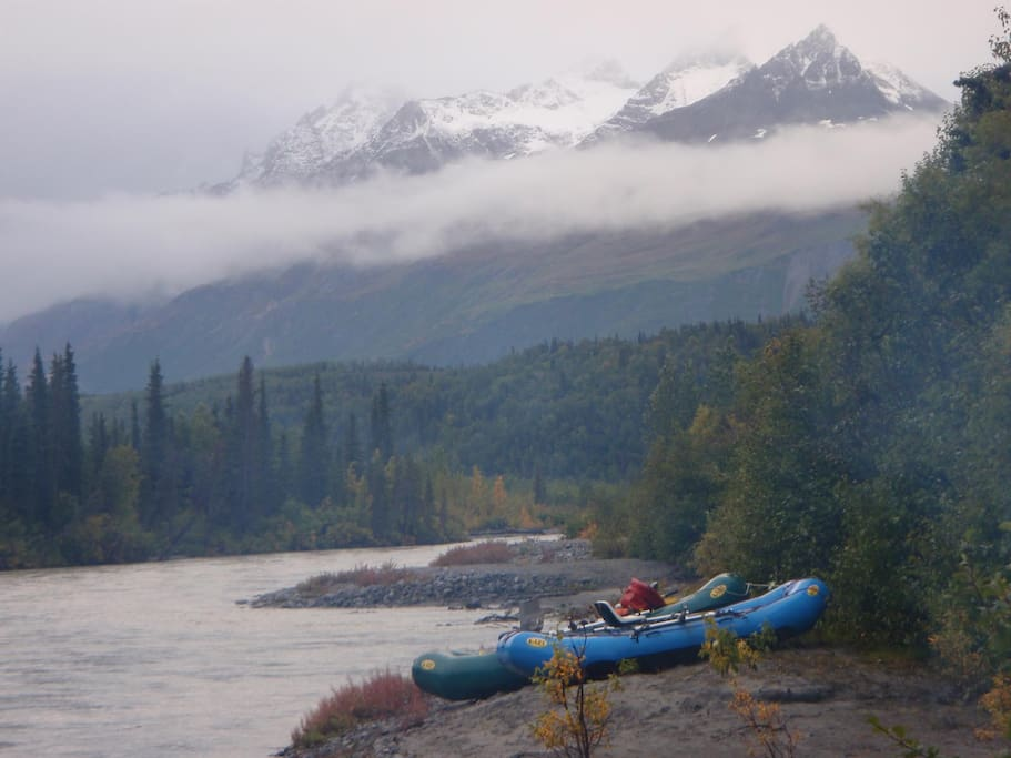 Scenic River Trips with Dave Fish Alaska