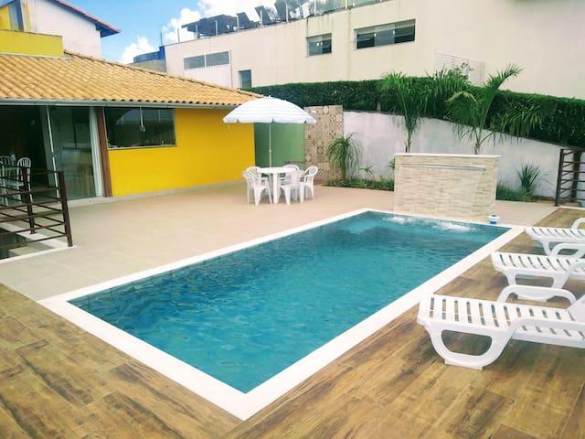 Nice view house in Escarpas do Lago