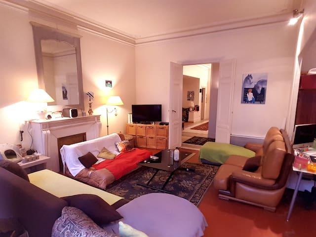 Chambre privée - Chez Cha - Béziers - Apartment