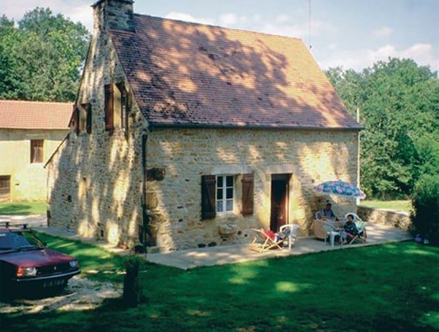 Bernicotte, gite dans Lot - Cazals - Midi-Pyrénées - Dům