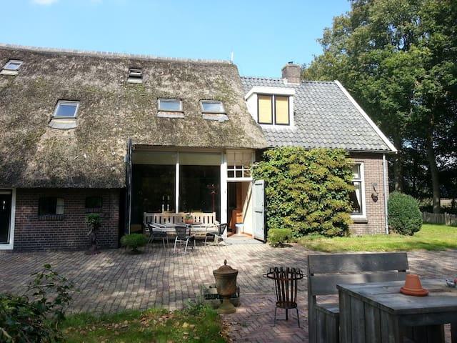 Voorhuis boerderij Dwingeloo - Dwingeloo - House