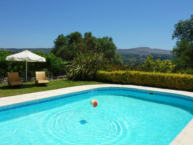 Villa Faye with Pool in Vrisses - Chania
