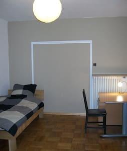 Ruhiges gepflegtes Zimmer m. Balkon - Ludwigshafen