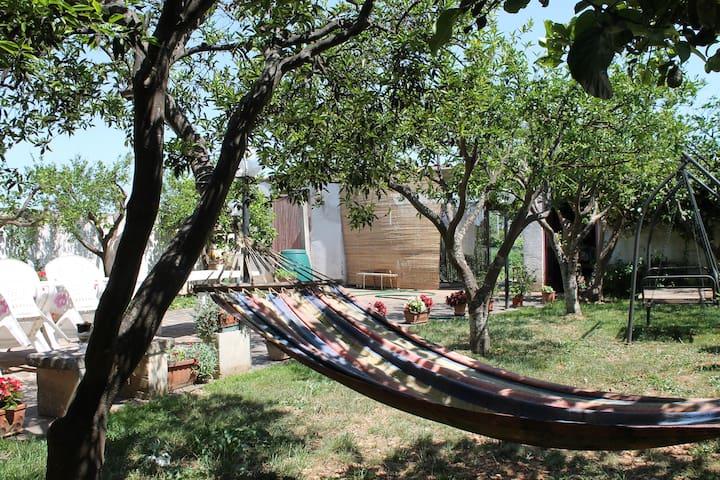 Casa con giardino in Salento - Botrugno - Huoneisto