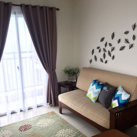 Family-friendly 1BR Thamrin City, Grand Indonesia