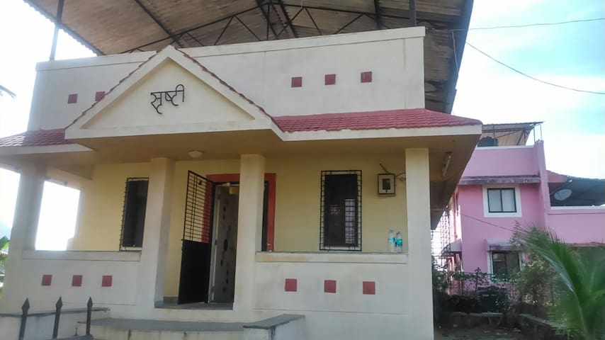 FULLY FURNISHED 2 BHK BUNGLOW ON RENT