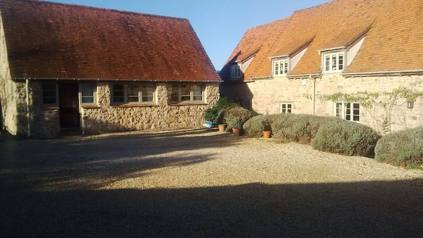 The annex at Bornholm Farmhouse - Cumnor - Xalet
