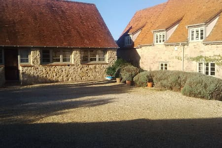 The annex at Bornholm Farmhouse - Cumnor - 샬레(Chalet)
