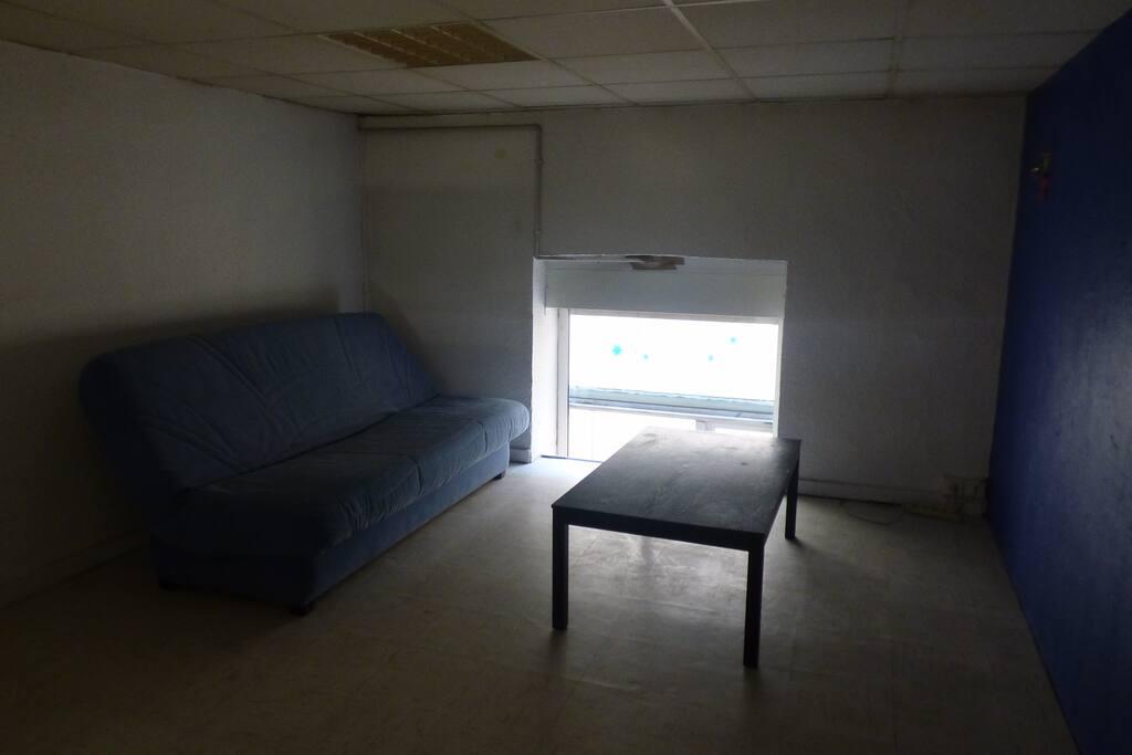 Espace à vivre / Living room