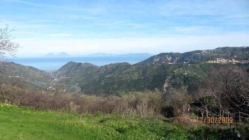 Camera accogliente in Sicilia - Castell'Umberto