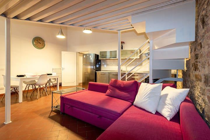 Lovely Apartment near Piazza della Signoria