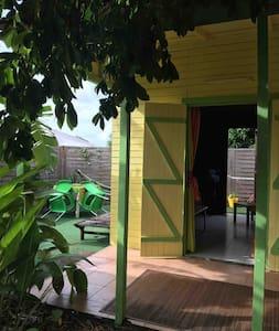 Charmant cottage  «la kaz a coyoky» F3 sécurisé