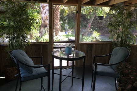Warm sunny Florida room for rent! - Fort Pierce - Casa