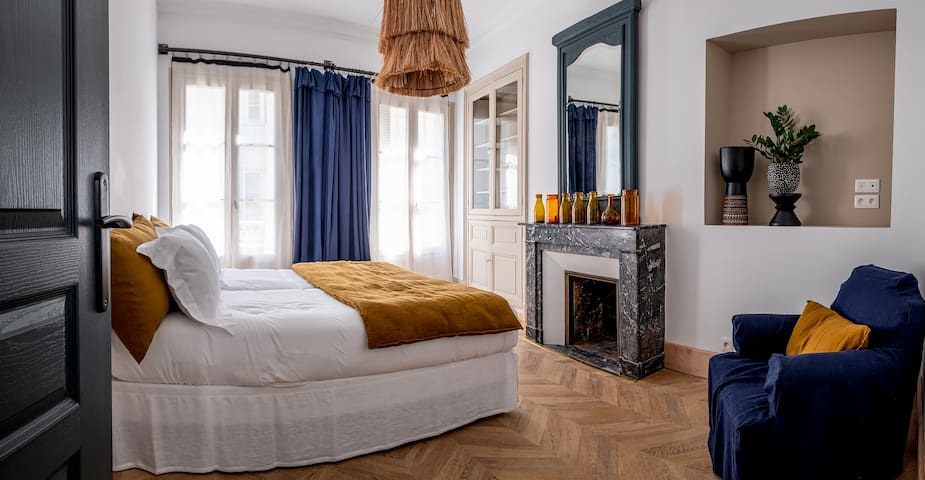 Superbe appartement 4 pers. Saumur hyper-centre