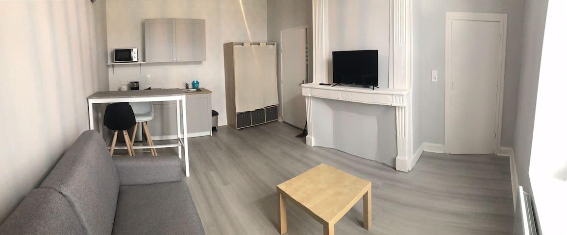 Petit studio au centre de Bar sur aube
