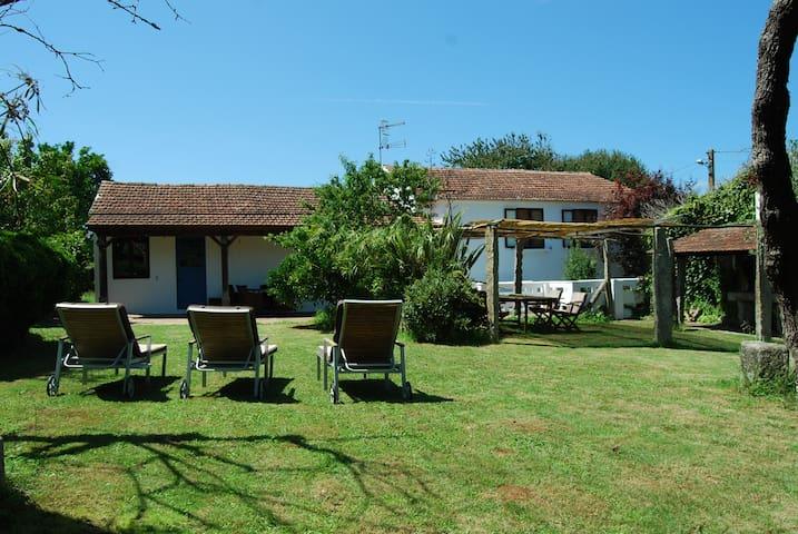 Casa rural rio Miño / Rias Baixas - Goian-Tomiño - Dům