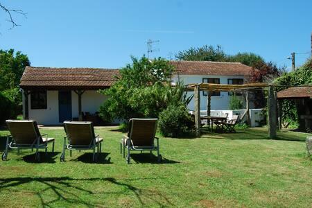 Casa rural rio Miño / Rias Baixas - Goian-Tomiño - บ้าน