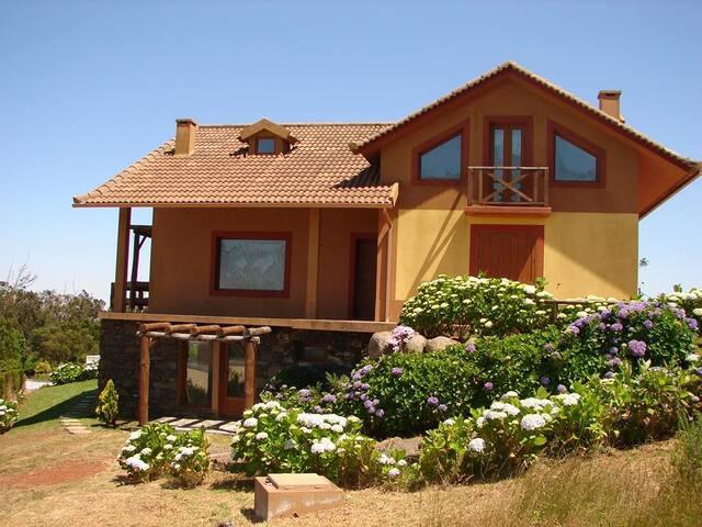LAGOA GARDEN STUDIO, cozy flat !!! - Santo António Da Serra - Huoneisto