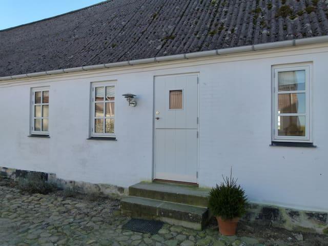 Ferielejlighed på bondegård - Holbæk - Lejlighed