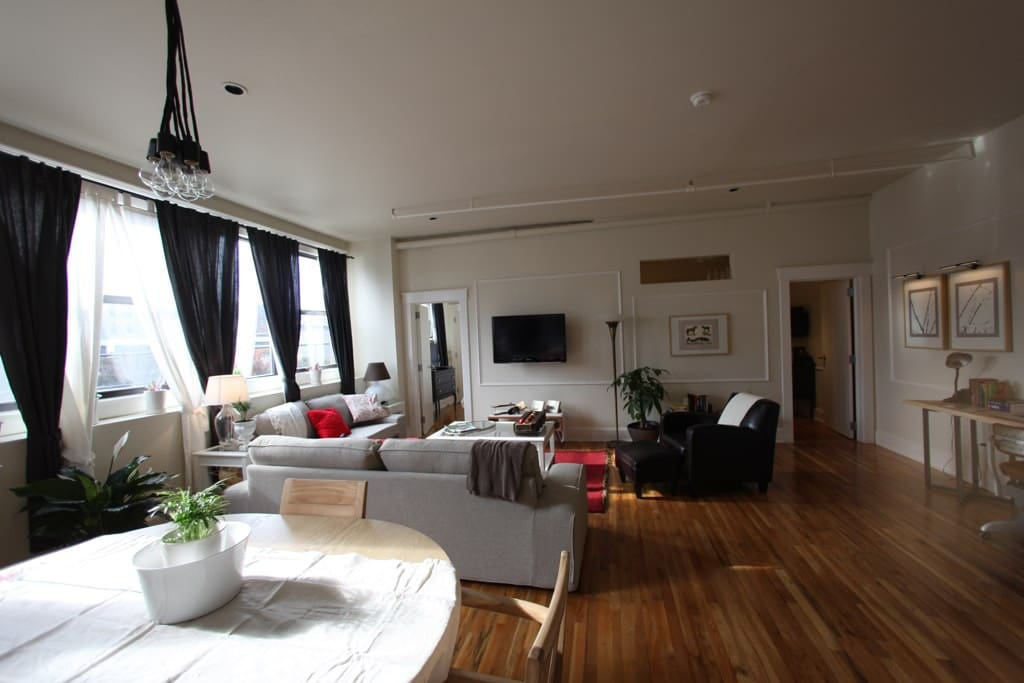 2 Br W Terrace Box House Hotel Apartments For Rent In Brooklyn New York United States