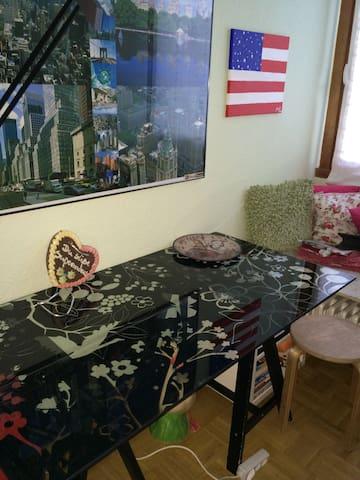 New Girls Room