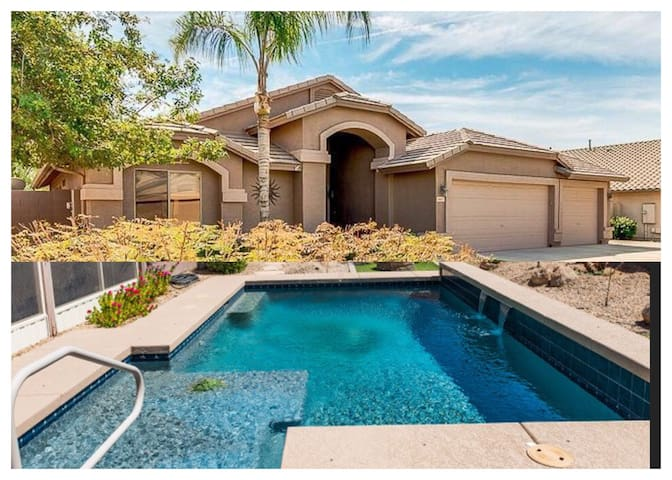 Mesa Vacation Home with pool